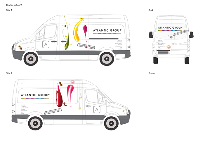 Atlantic Group van